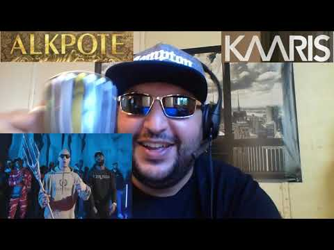 Alkpote  Nautilus Clip officiel ft Kaaris REACTION
