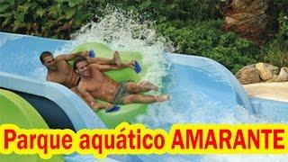 Amarante Portugal  City pictures : Parque aquático Amarante - Portugal