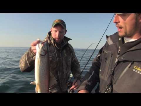 Lake Superior Fishing TIp_Horg�szat vide�k