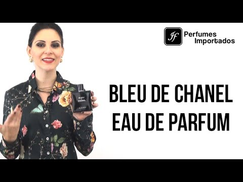 Perfume Bleu de Chanel Masculino – Eau de Parfum