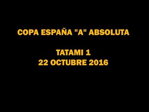 Copa España A. Tatami 1
