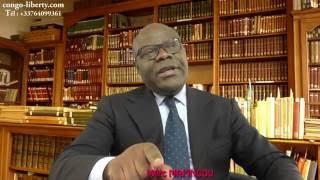 Marc Mapingou s'exprime sur le génocide dans le Pool