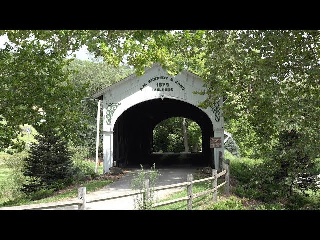 The  Covered  Bridges  of  Dearborn  County,  Indiana