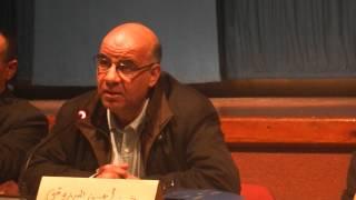 أيمن المرزوقي: قيم اليسار هي قيم القرب من المواطن و20 فبراير هي نسخة أولى في سيرورة المطالبة بديمقراطية شاملة