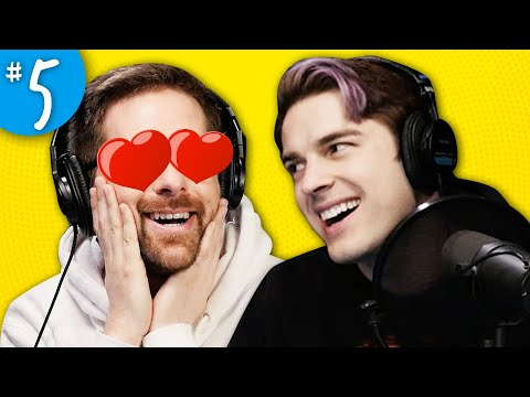 MatPat - OUR FIRST GUEST!!! - SmoshCast #5
