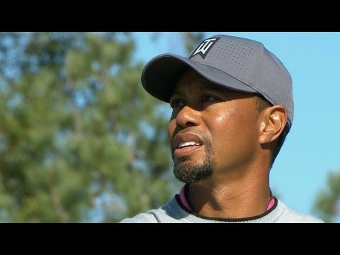 Day 2 coverage of Tiger Woods  …