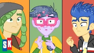 My Little Pony: Equestria Girls - Friendship Games (2015) A Banner Day