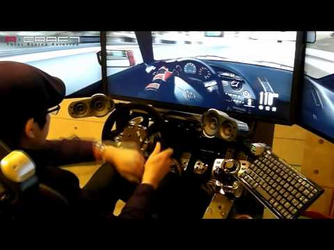 RCRAFT MBC Drama & Racing Simulator