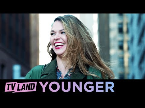Outtakes: Sutton Foster Bloopers   Younger (Season 5)   TV Land