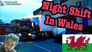 Video Night Shift In Wales 🏴 MP3, 3GP, MP4, WEBM, AVI, FLV Juli 2019