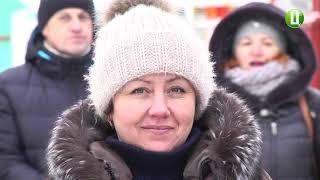 Хмельницький колядує разом з усією Україною