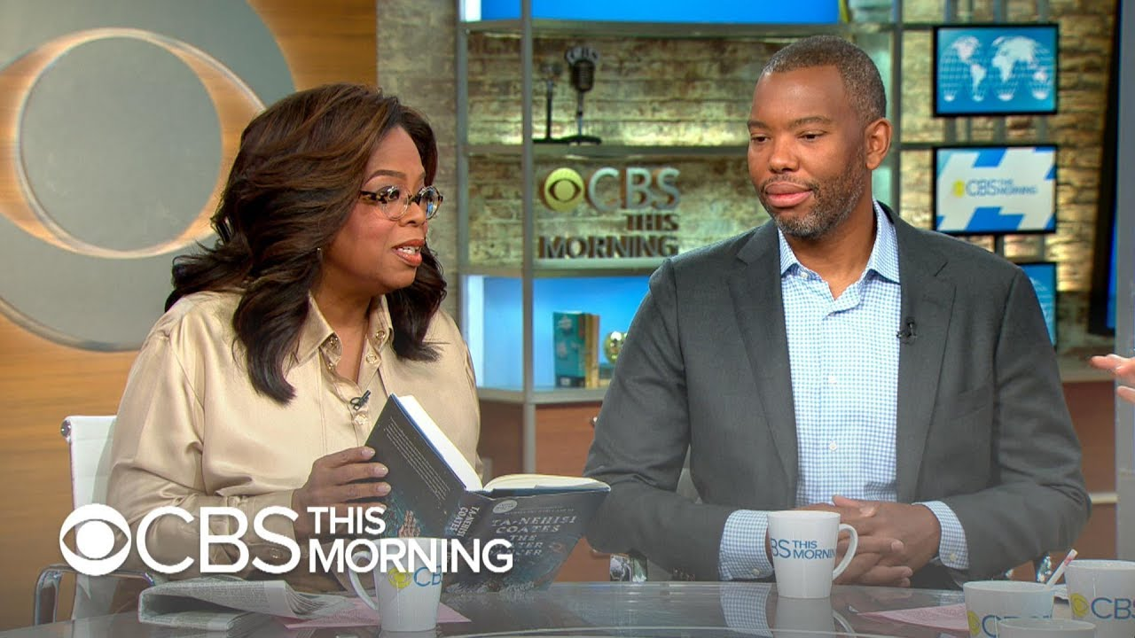 "Oprah Winfrey talks Book Club pick with Ta-Nehisi Coates, ""The Water Dancer"""