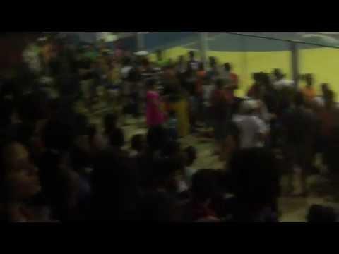 Famoso Jogador (Berequinha) indo em Cana no Ginagio Poliesportivo em Souzel.wmv