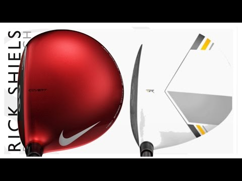 Longest Drive Comp Nike Covert Driver Vs TaylorMade RBZ Stage 2