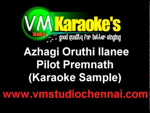 Video Pilot Premnath - Azhagi Oruthi ILanee (Karaoke) download in MP3, 3GP, MP4, WEBM, AVI, FLV January 2017
