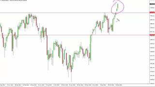 FTSE 100 FTSE 100 Week Forecast for the week of January 16 2017, Technical Analysis