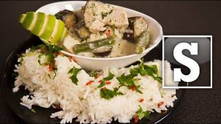 THAI GREEN CURRY RECIPE - SORTED