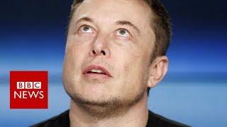 Video Who is Elon Musk? - BBC News MP3, 3GP, MP4, WEBM, AVI, FLV Desember 2018