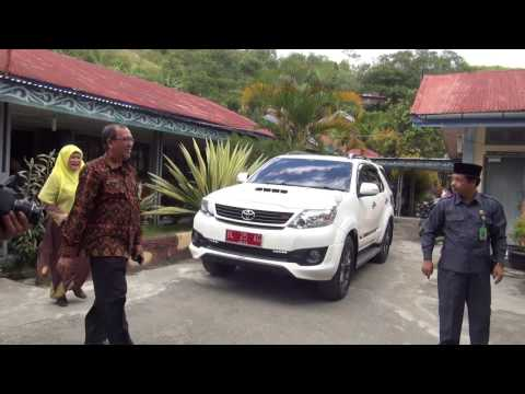 Kakanwil Lakukan Kunujungan Kerja ke Aceh Tengah