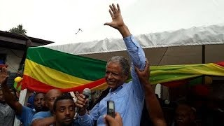 Welcome home, Andy – Andargachew Tsige – Ethiopian hero of our generation!