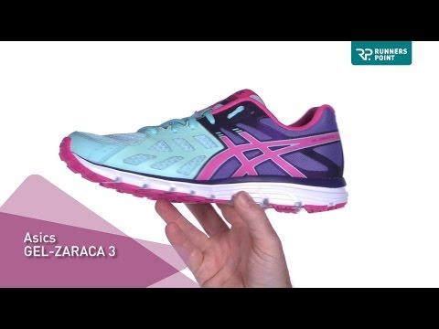 Asics GEL-ZARACA 3 Damen Laufschuhe
