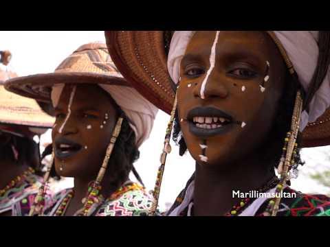 Gerewol Festival of Niger September 2019 - احتفالية غيروول في النيجر في سبتمبر ٢٠١٩
