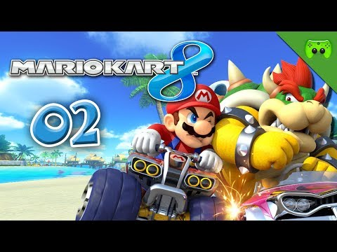 Mario Kart 8 # 2 - Nächstes Mal kleinere Webcam «» Let's Play Mario Kart 8 | HD
