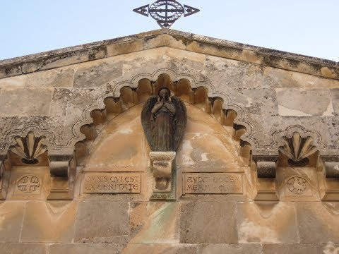 Chaple of the Condemnation - Flagellation Site