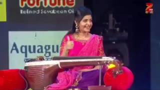 Video Spl performance by veena srivani at zee(bhangla)s r g m p grand finale MP3, 3GP, MP4, WEBM, AVI, FLV Agustus 2018