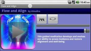 Flow and Align Meditation YouTube video