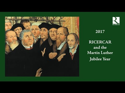 EIN FESTE BURG IST UNSER GOTT - LUTHER AND THE MUSIC OF THE REFORMATION by Vox Luminis