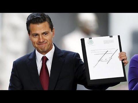 Μεξικό: Προτάσεις του προέδρου για τη χαλάρωση των νόμων περί κάνναβης