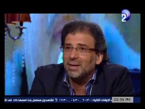هاله شو مع المخرج خالد يوسف