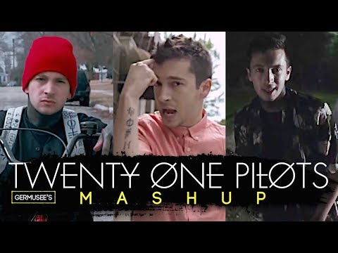 Video songs - Twenty One Pilots - '4 SONGS' - Mashup (Video)