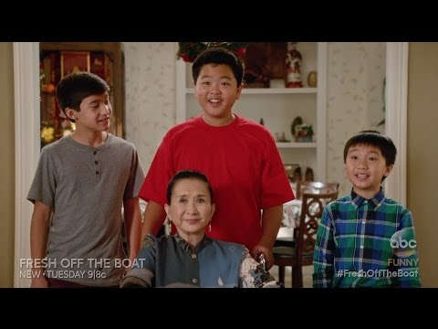 Christmas Movie - Fresh Off The Boat