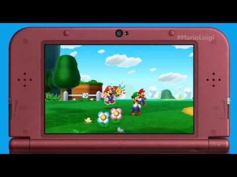 E3 2015: Mario & Luigi: Paper Jam