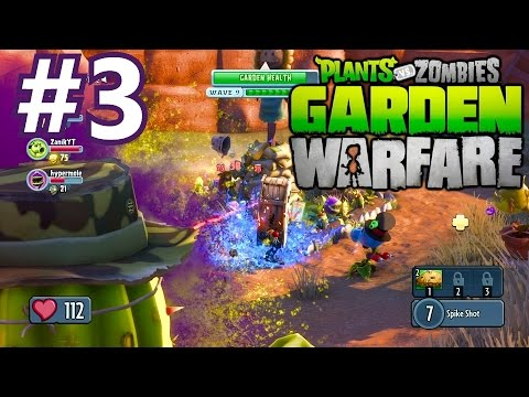 sniper - Plants Versus Zombies: Garden Warfare ▻ https://www.origin.com/en-ca/store/buy/plants-vs-zombies-garden-warfare Join the NGT Zombie Horde! ▻ http://bit.ly/JoinNGTZombies LET'S PLAY THE...