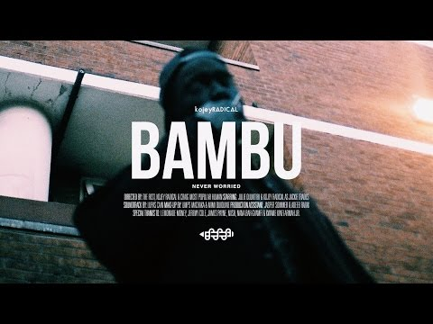 Kojey Radical unveils video for 'Bambu'