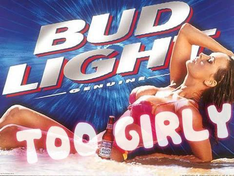 (Funny) Bud Light Commercial - TOO GIRLY - Nikon D90 SPEC 720P HD
