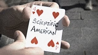 Neuroscience Meets Magic - By Scientific American