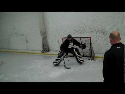Goalcrease: Simple, Effective Goalie Drills