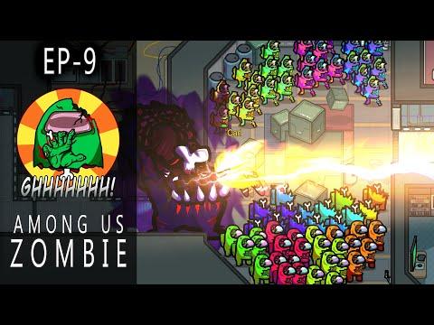 AMONG US Zombie EP-9 | AMONG US Animation [OFF]