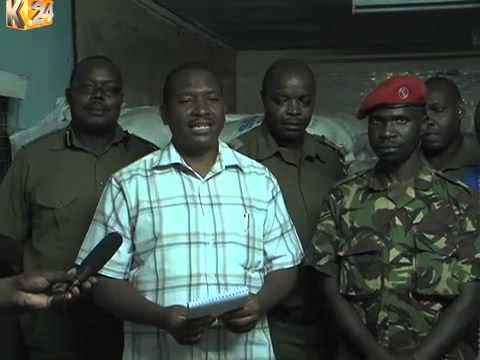 141 bags of illegal sugar, other contraband were impounded along Kenya-Somalia border