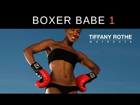 Boxer Babe 10 Minute Cardio Workout with Tiffany Rothe | TiffanyRotheWorkouts