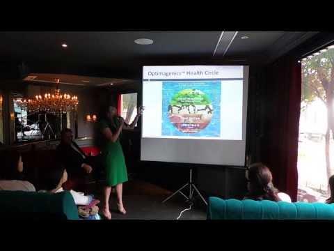 Optimagenics™ Media Launch