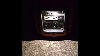 3. Honda EU1000i Generator LED LIGHT HACK