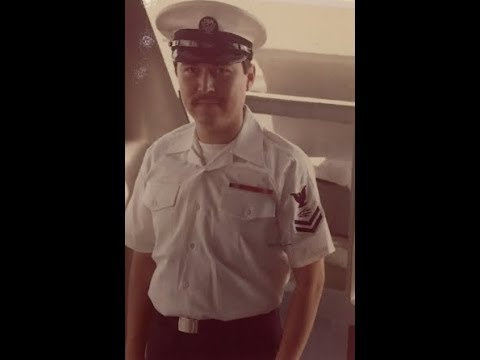 USNM Interview of Frank Cardoza Part Six Serving in the United States Navy Reserves