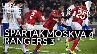 Download Video SPARTAK MOSKVA 4-3 RANGERS #UEL HIGHLIGHTS MP3 3GP MP4
