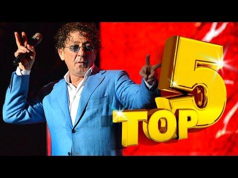 Григорий Лепс  - TOP 5  - Новые песни 2016