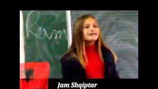 Gresa Shukri Berisha. Jam Shqiptar Jam Kosovar